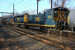 CSX 1137 with 8134, 3076, 5340 on Q439
